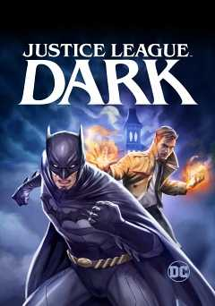 Justice League: Dark - vudu