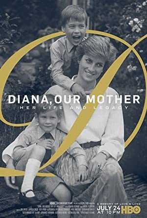 Diana, Our Mother: Her Life and Legacy - hbo