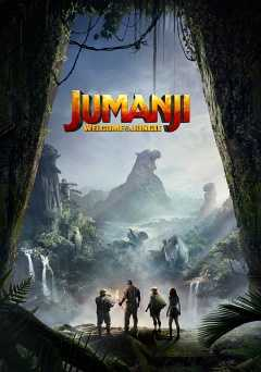 Jumanji: Welcome to the Jungle - starz