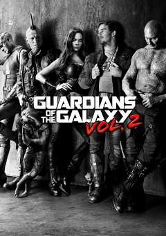 Guardians of the Galaxy Vol. 2 - netflix