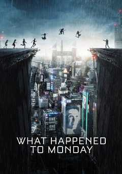 What Happened to Monday - netflix