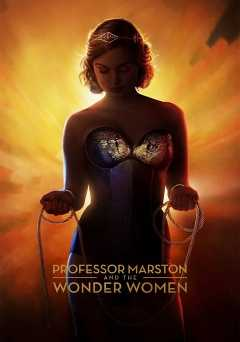 Professor Marston & the Wonder Women - hulu plus