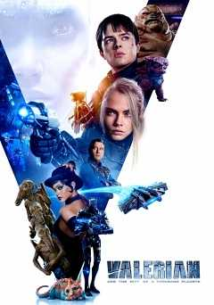 Valerian and the City of a Thousand Planets - amazon prime