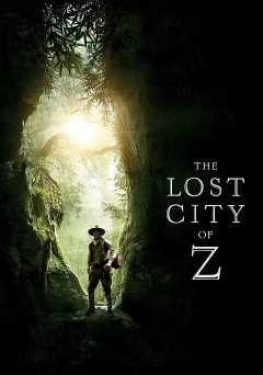 The Lost City Of Z - amazon prime