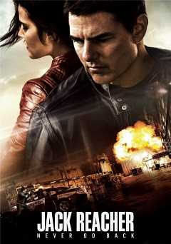 Jack Reacher: Never Go Back - amazon prime