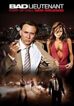 Bad Lieutenant: Port of Call New Orleans - amazon prime