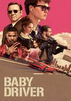 Baby Driver - showtime