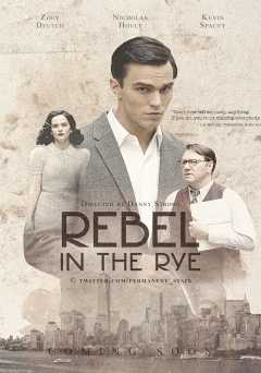 Rebel in the Rye - showtime