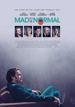 Mad to Be Normal - hulu plus
