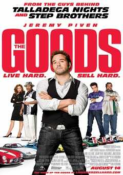 The Goods: Live Hard, Sell Hard - amazon prime