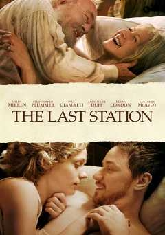 The Last Station - amazon prime