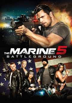 The Marine 5: Battleground - hulu plus