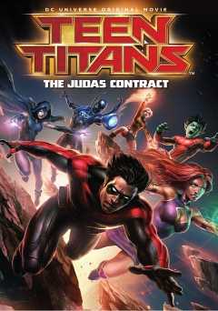 Teen Titans: The Judas Contract - hulu plus