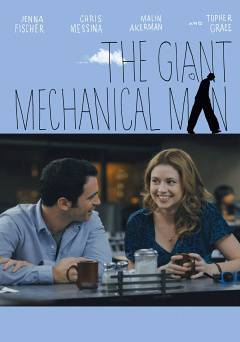 The Giant Mechanical Man - Amazon Prime