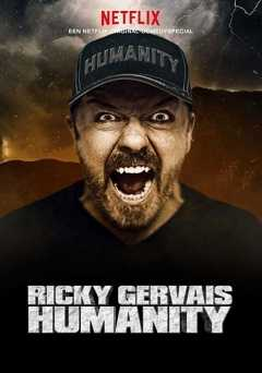 Ricky Gervais: Humanity - netflix
