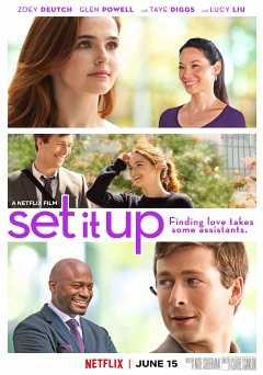 Set It Up - netflix