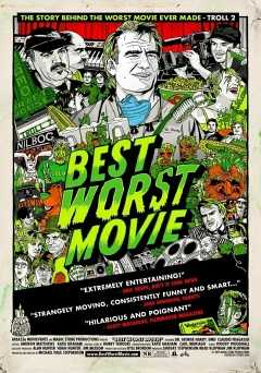Best Worst Movie - amazon prime