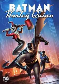 Batman and Harley Quinn - amazon prime