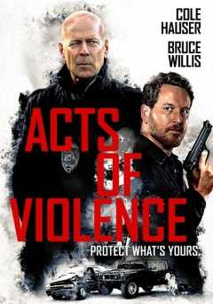 Acts of Violence - amazon prime