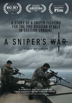 A Snipers War - amazon prime