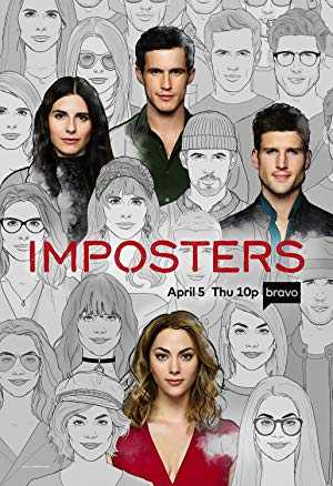 Imposters - netflix