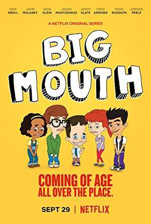 Big Mouth - netflix
