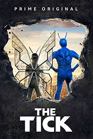 The Tick - amazon prime