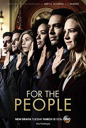 For The People - hulu plus