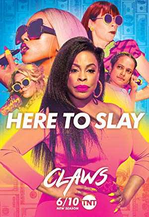 Claws - hulu plus