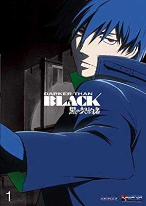 Darker Than Black - amazon prime