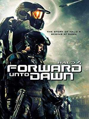 Halo 4: Forward Unto Dawn - amazon prime