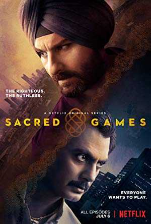 Sacred Games - TV Series