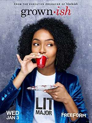 grown-ish - hulu plus