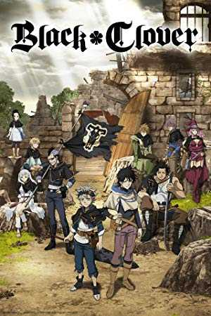 Black Clover - hulu plus