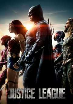 Justice League - hbo
