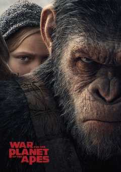 War for the Planet of the Apes - hbo