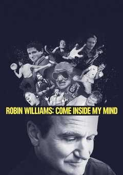 Robin Williams: Come Inside My Mind - hbo