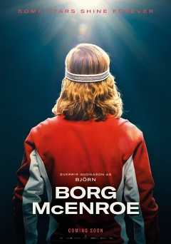 Borg vs McEnroe - hulu plus