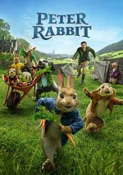 Peter Rabbit - netflix