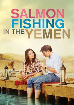 Salmon Fishing in the Yemen - Amazon Prime