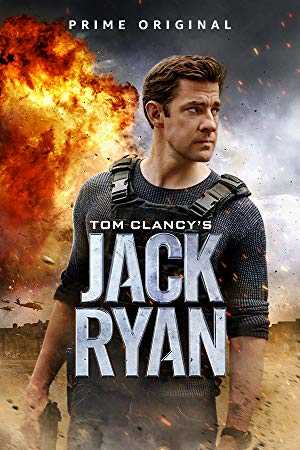 Tom Clancys Jack Ryan - amazon prime
