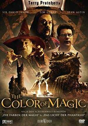 The Color of Magic - amazon prime