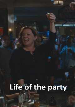 Life of the Party - amazon prime