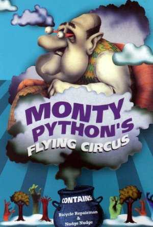 Monty Pythons Flying Circus - netflix
