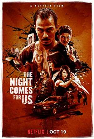 The Night Comes for Us - netflix