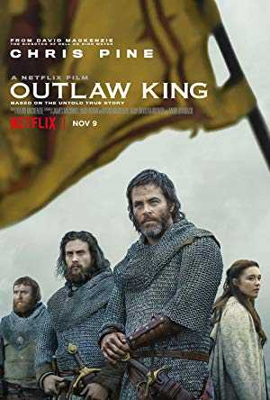Outlaw King - netflix