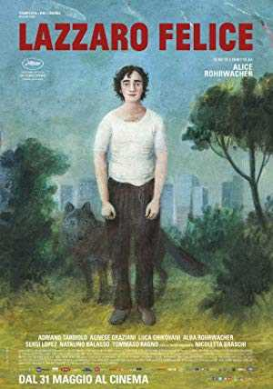 Happy as Lazzaro - netflix