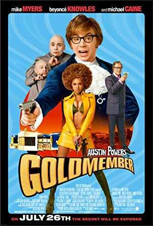 Austin Powers in Goldmember - netflix