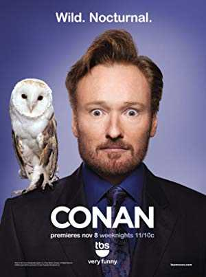 Conan Without Borders - netflix