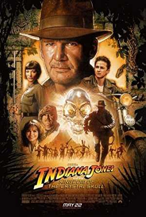 Indiana Jones and the Kingdom of the Crystal Skull - netflix